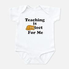 Unique Teachers appreciation Infant Bodysuit