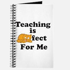 Cute Teachers appreciation Journal