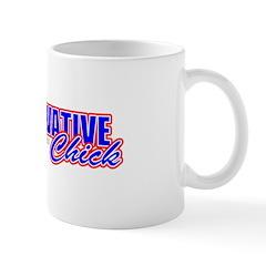 Conservative Chick Mug