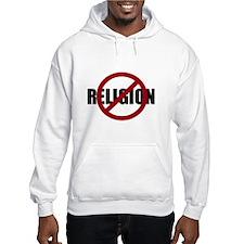 Anti-religion Hoodie