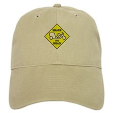 Share the Road Baseball Cap