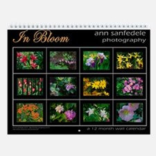 In Bloom - Wall Calendar