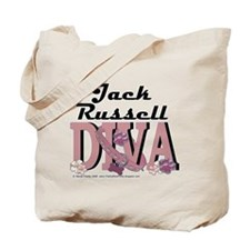 Jack Russell DIVA Tote Bag
