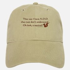 ADD Squirrel Baseball Baseball Cap