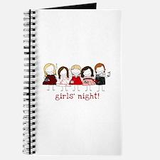 Girls' Night Journal