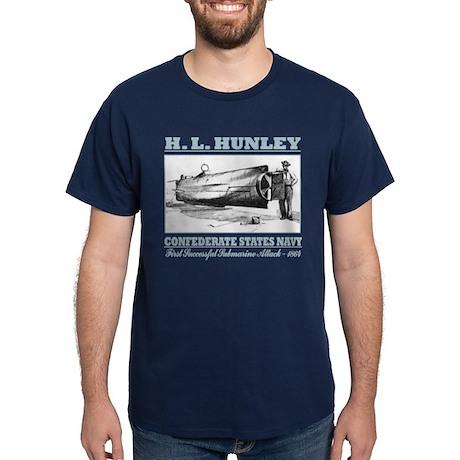 H.L. Hunley Dark T-Shirt
