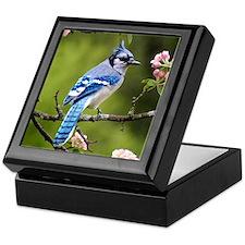 Bird Photo Keepsake Box