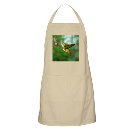 Bird Photo Apron