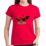 Old English BB Reds Women's Dark T-Shirt