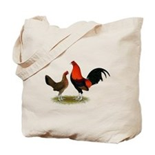 Old English BB Reds Tote Bag