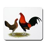 Old English BB Reds Mousepad