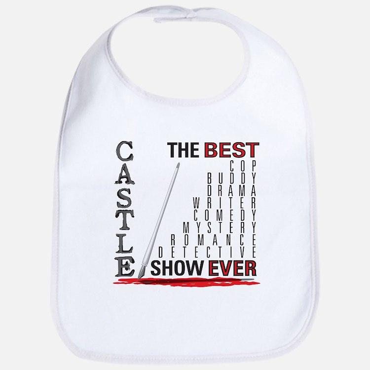 Castle: Best Show Ever Bib