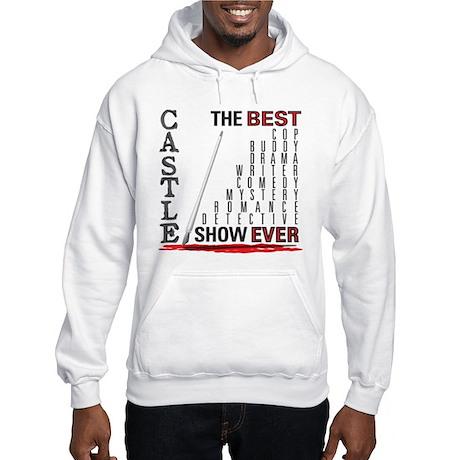 Castle: Best Show Ever Hooded Sweatshirt