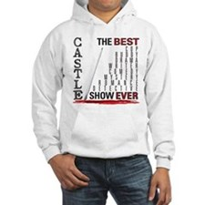 Castle: Best Show Ever Jumper Hoody