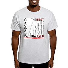 Castle: Best Show Ever T-Shirt