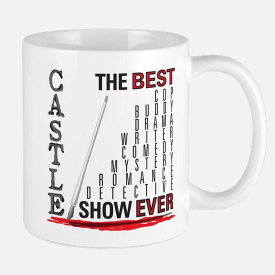 Castle: Best Show Ever Mug
