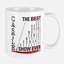 Castle: Best Show Ever Small Mugs