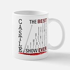 Castle: Best Show Ever Small Small Mug