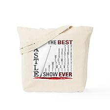 Castle: Best Show Ever Tote Bag