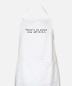 There's No Place Like It BBQ Apron