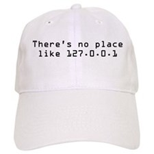 There's No Place Like It Baseball Cap