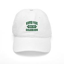Winter Park Since 1978 Green Baseball Cap