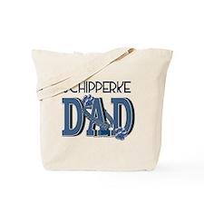 Schipperke DAD Tote Bag