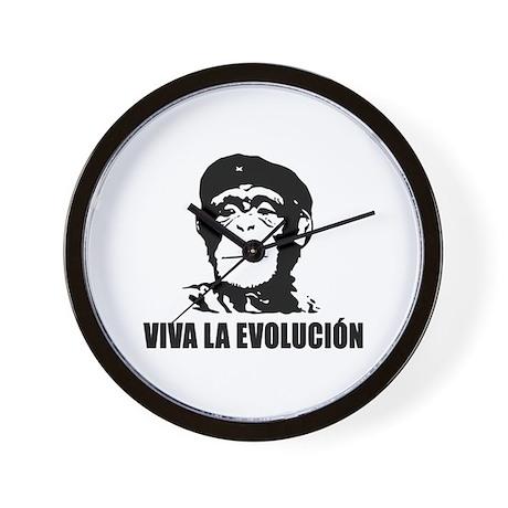 Atheism Evolution Wall Clock