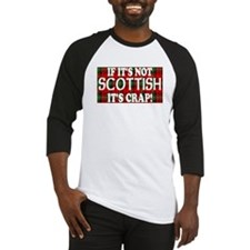 If it's not Scottish, It's Cr Baseball Jersey