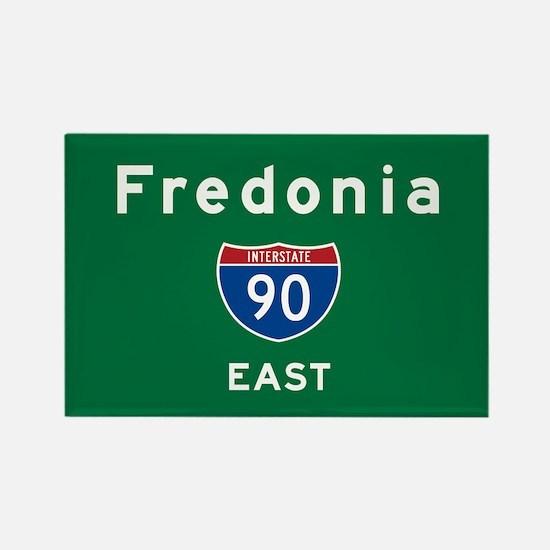 Fredonia 90 Rectangle Magnet