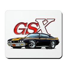 Black Skylark GSX Mousepad