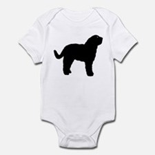 Barbet (French Water Dog) Infant Creeper