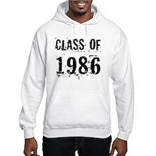 Class of 1986 Hoodie Sweatshirt