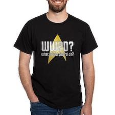 Star Trek: WWPD? T-Shirt