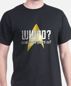 Star Trek: WWPD? T-Shirt