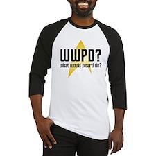 Star Trek: WWPD? Baseball Jersey
