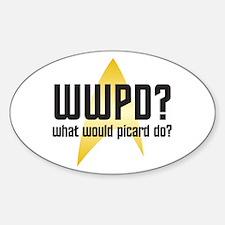 Star Trek: WWPD? Decal