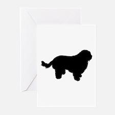 Bergamasco Sheepdog Greeting Cards (Pk of 10)