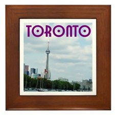 Cute Toronto Framed Tile