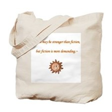 Strange Fiction Tote Bag