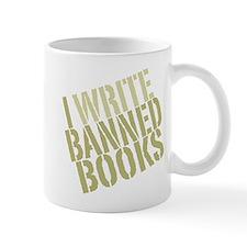 Funny Ban books Mug