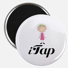 Cute I Tap Dancing Gift Magnet