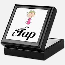 Cute I Tap Dancing Gift Keepsake Box