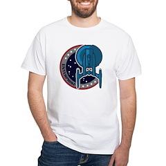 Enterprise Mission Patch (large) Shirt