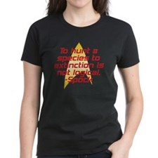 Star Trek: Spock Quote Tee