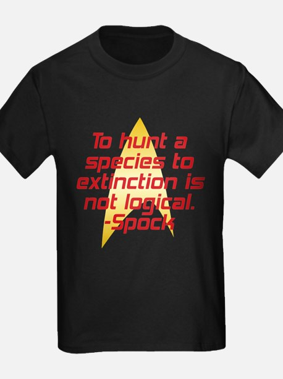 Star Trek: Spock Quote T