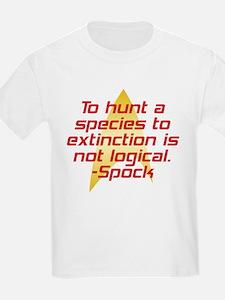 Star Trek: Spock Quote T-Shirt