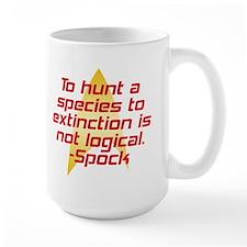 Star Trek: Spock Quote Mug
