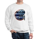 Enterprise Patch (metal look) Sweatshirt