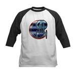 Enterprise Patch (metal look) Kids Baseball Jersey